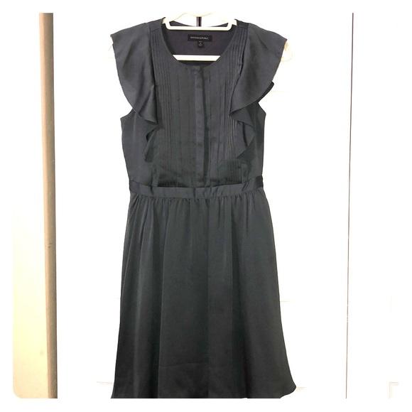 Banana Republic Dresses & Skirts - EUC Banana Republic Gray Dress with Pockets! 4P